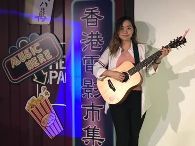 J.LAW live in 香港電影市集@D2 Place