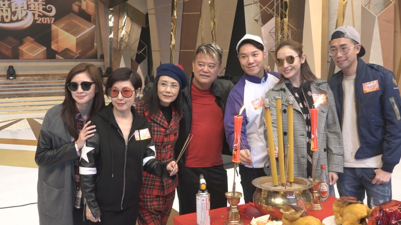 (國語)陳百祥慶生不忘做慈善 計劃與太太旅行滑雪