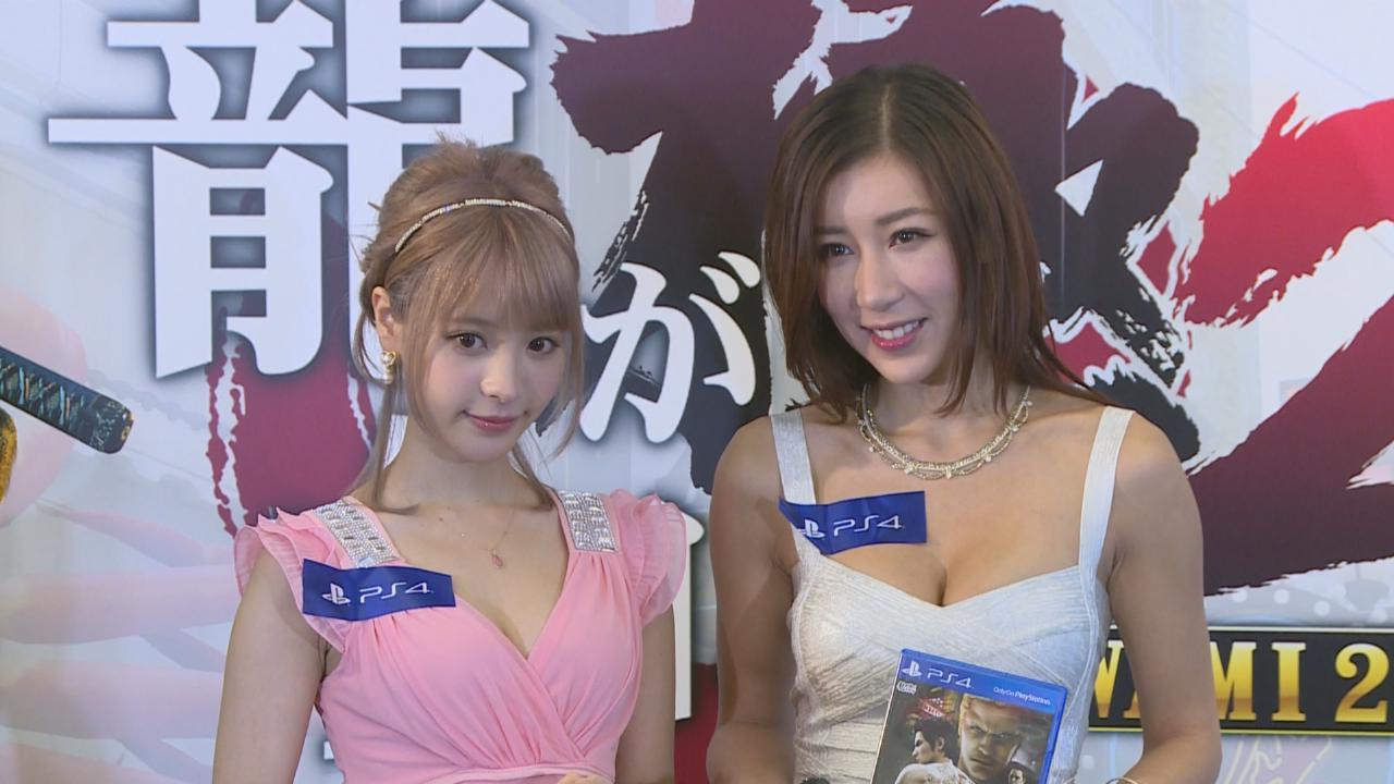 性感出席電子遊戲活動 陳婉衡自爆鍾意打機