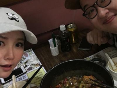 2017-12-05 李綺雯的直播,開個雞煲live