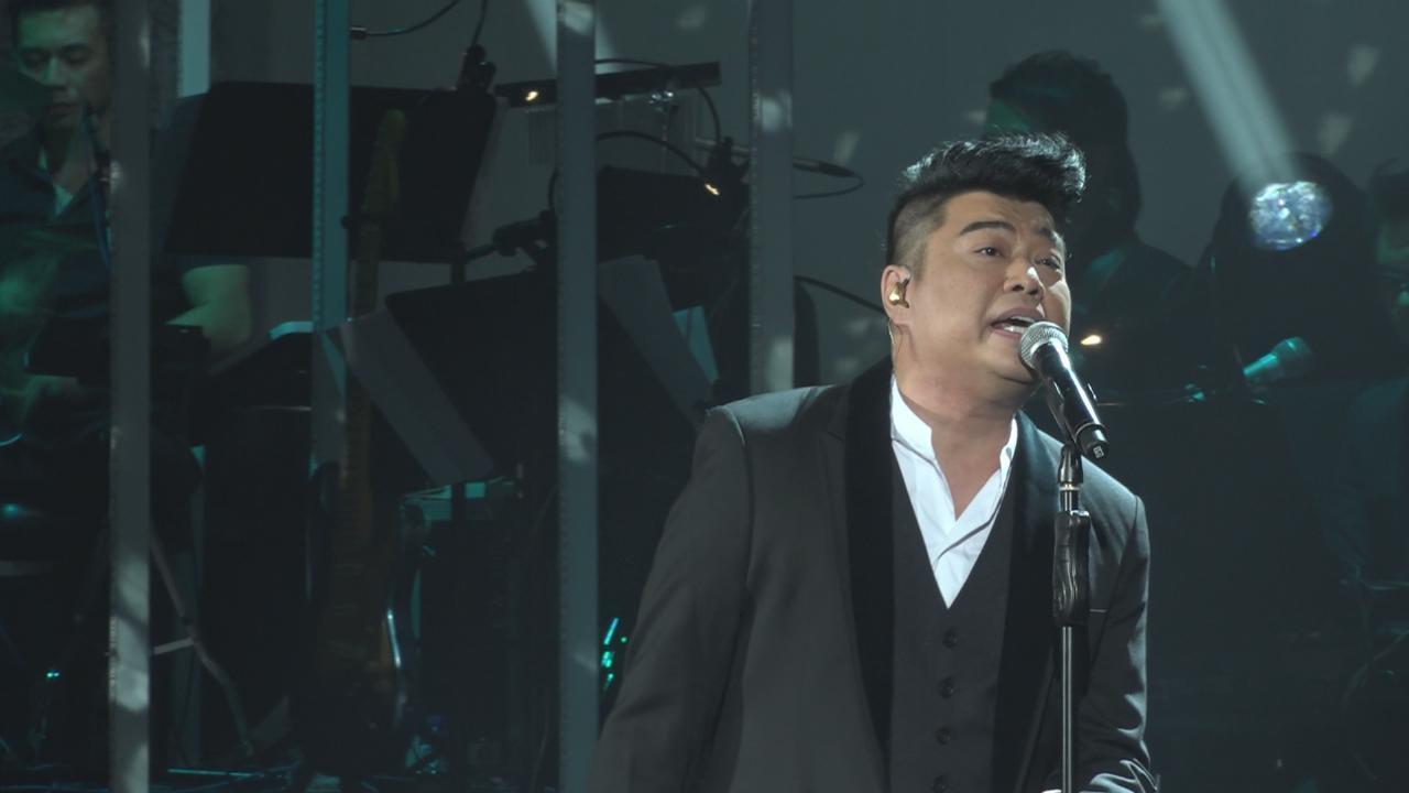 為慈善演唱會出力 阮兆祥大唱經典歌