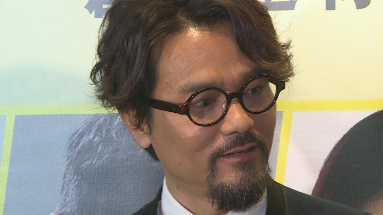 (國語)赴英出席香港電影周 林家棟大讚海外影迷素質高