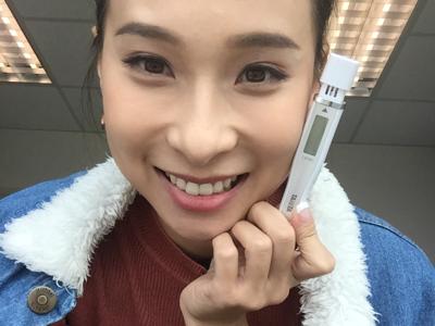 口臭機測試2017-12-07 李旻芳 Lucy的直播