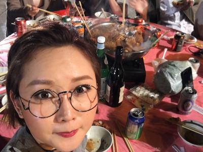 2017-12-07 李綺雯的直播,TVB 盆菜宴