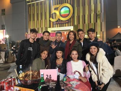 2017-12-08 楊卓娜的直播