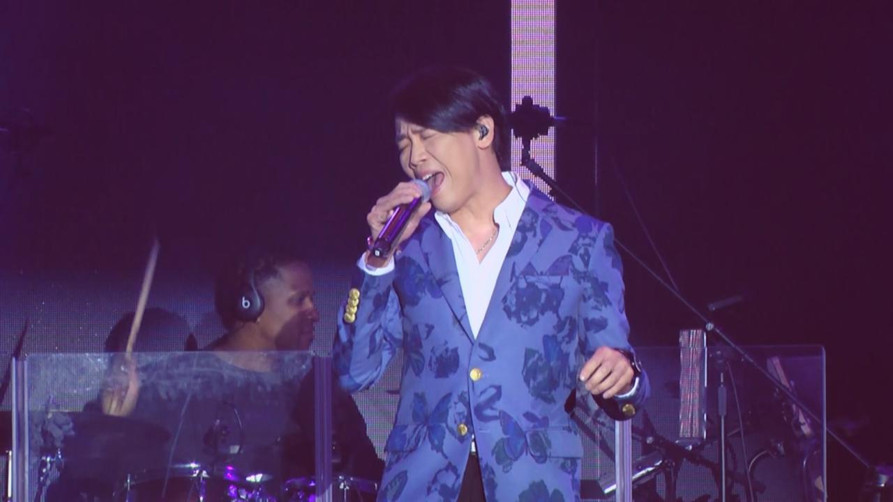 慶祝首張專輯推出20周年 陶喆音樂派對上落力演唱