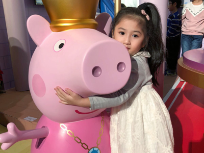 豬的世界peppa pig