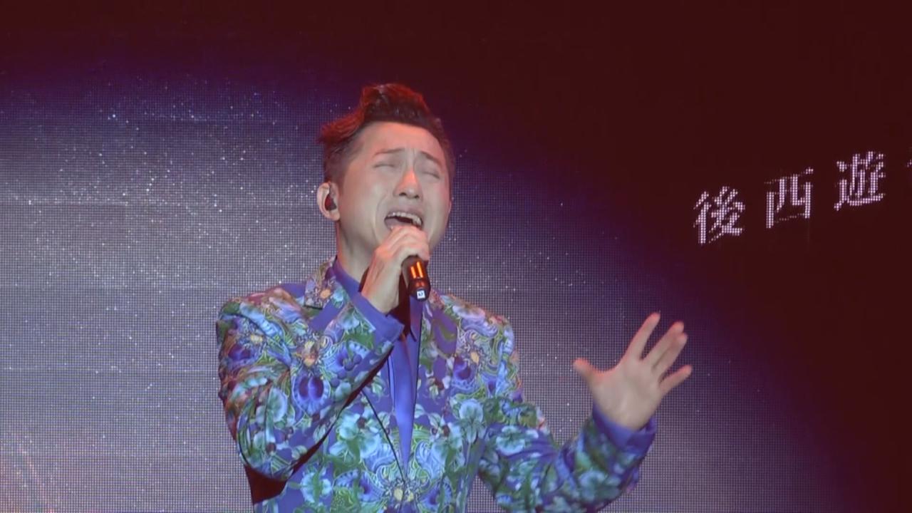 庾澄慶推出全新大碟 發布會上大騷高超唱功