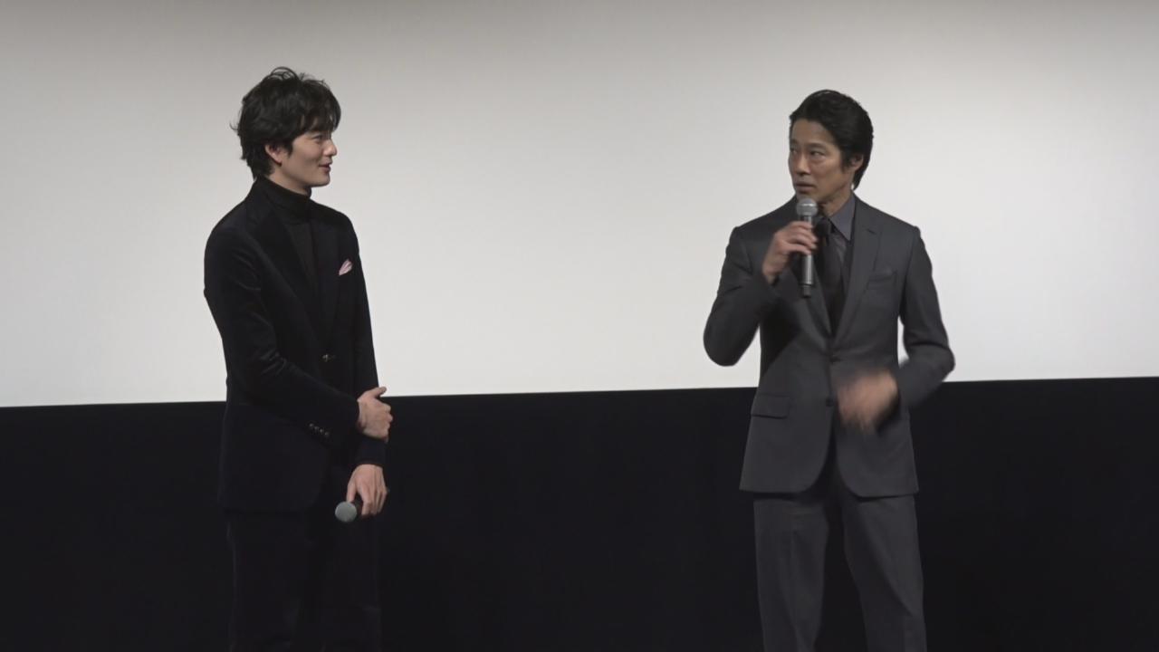 (國語)岡田將生堤真一宣傳新劇 被劇情嚇怕不敢看綜藝節目