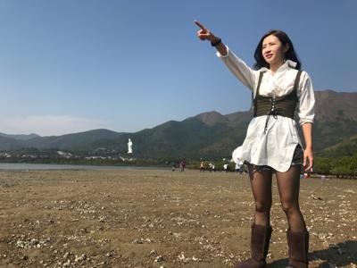 2017-12-11 利穎怡joan的東張外景