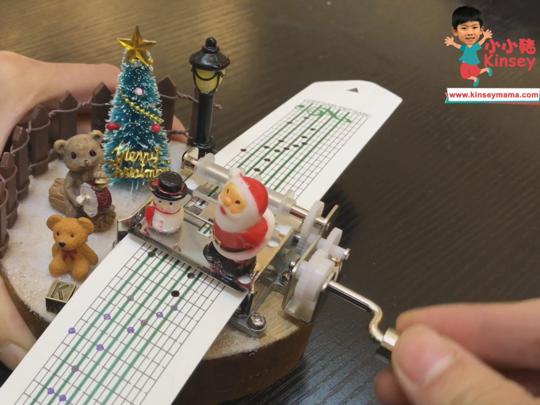 小小豬玩樂篇 - 媽咪DIY手搖音樂盒