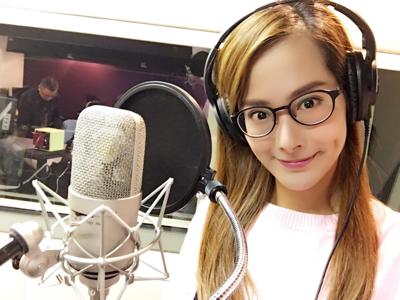 幸美:TVB Radio 唱歌仔?