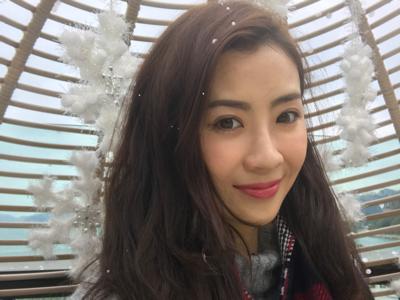 12-13 利穎怡joan的東張白雪聖誕feature