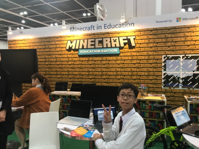 Minecraft in Education @ LTExpo2017