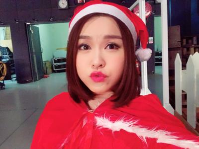 聖誕派禮物專員get ready laaaaa