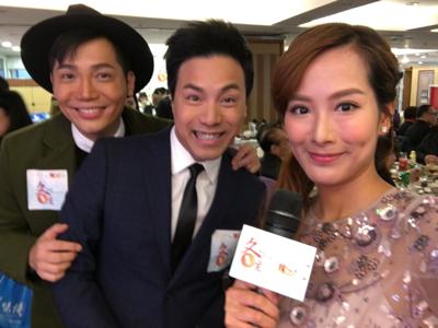 2017-12-17 吳幸美:TVB 周刊MC