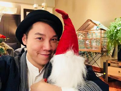 我要做聖誕老人!!