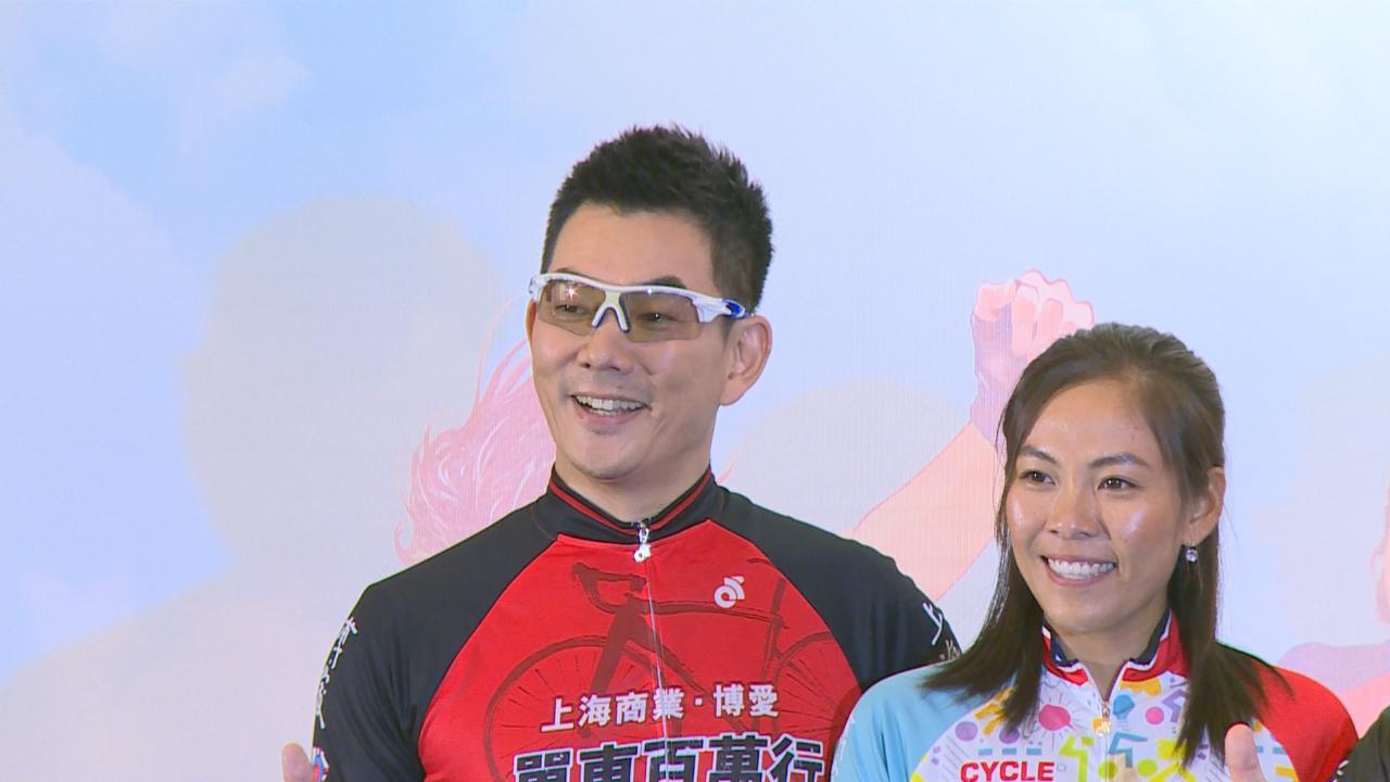 出席活動後趕返台灣傾劇本 任賢齊預告將為角色増肥