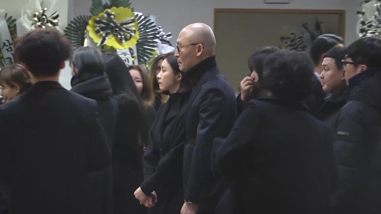 (國語)SHINee主唱鐘鉉設靈儀式 前女友申世景前來弔唁