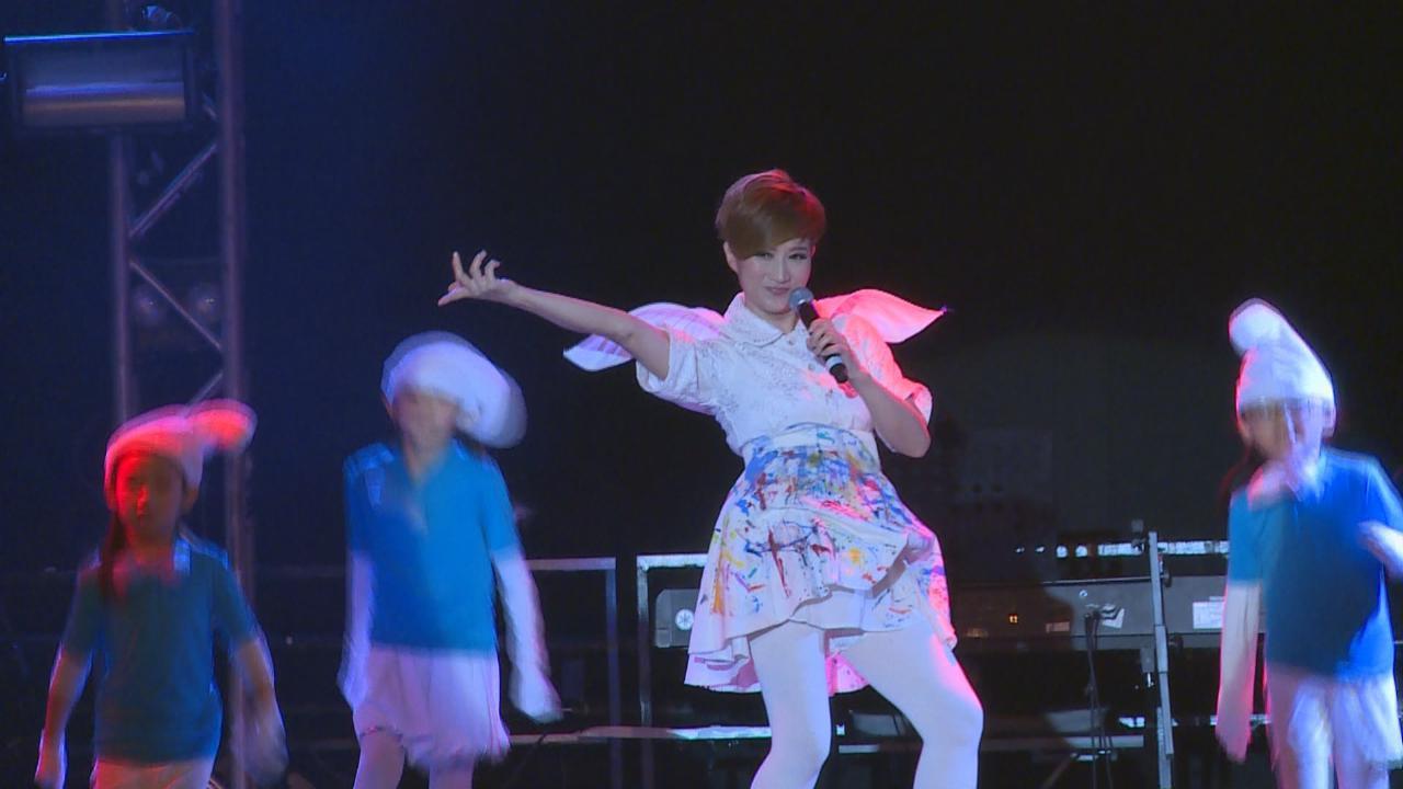 (國語)唐韋琪開唱演繹經典兒歌