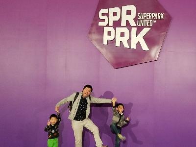 全新 SUPER PARK 放電! @親子活動好去處