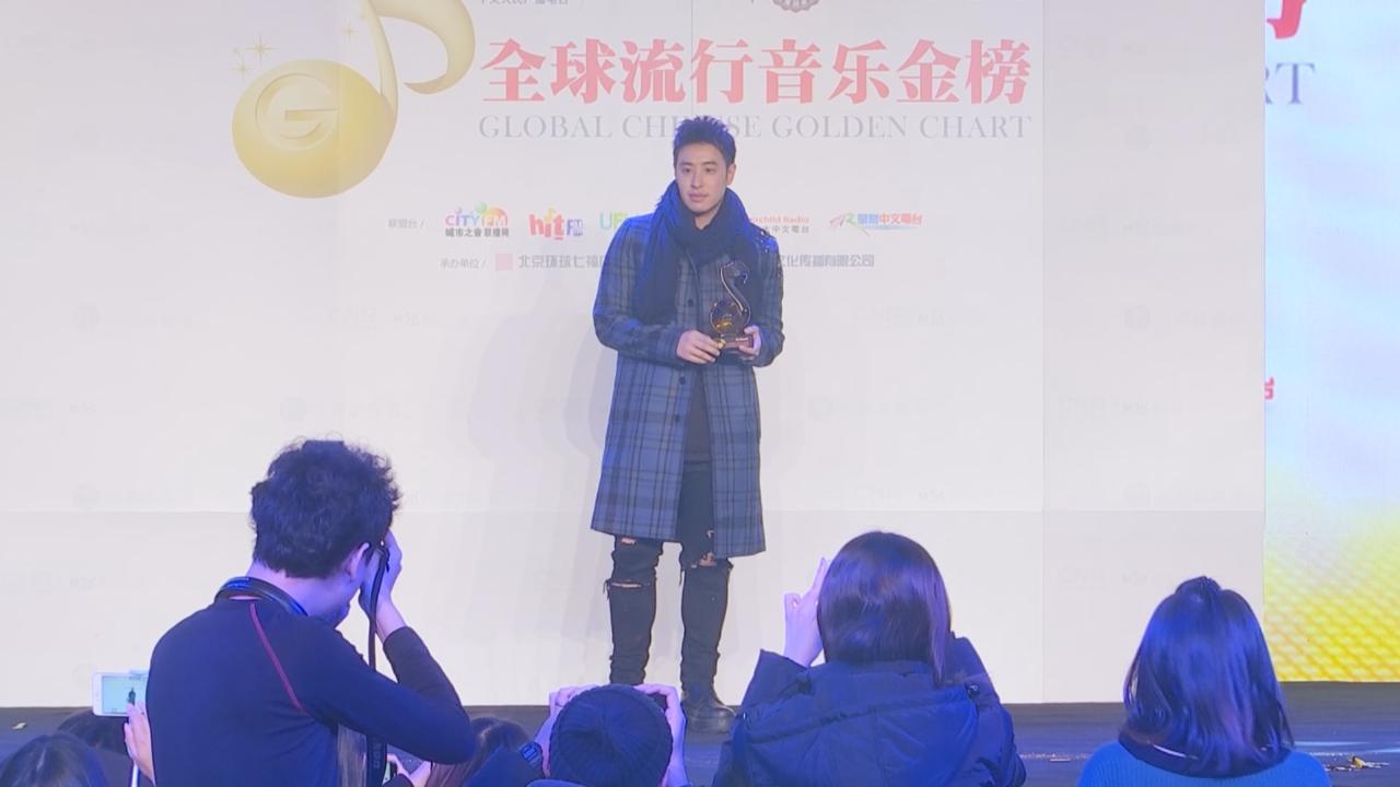 潘瑋柏喜見努力獲肯定 預告赴江蘇參與跨年晚會