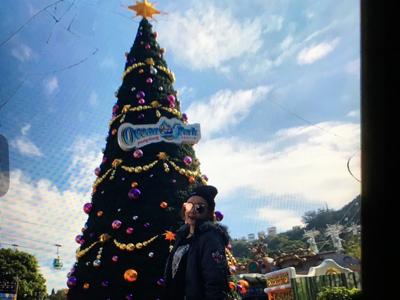 2017-12-22 李綺雯的直播,海洋公園