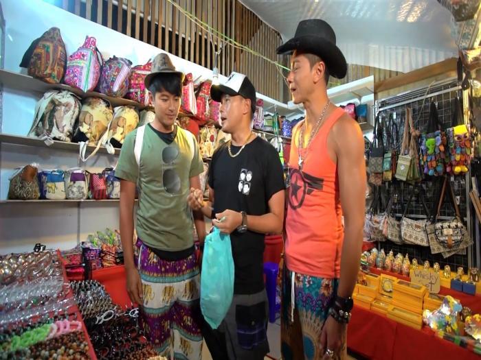 Lim哥去shopping - 史上最潮造型師!2