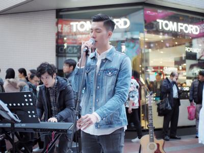 Teddy Fan 陪我寫歌啦!
