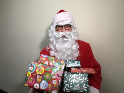 聖誕驚喜禮物贈兄弟
