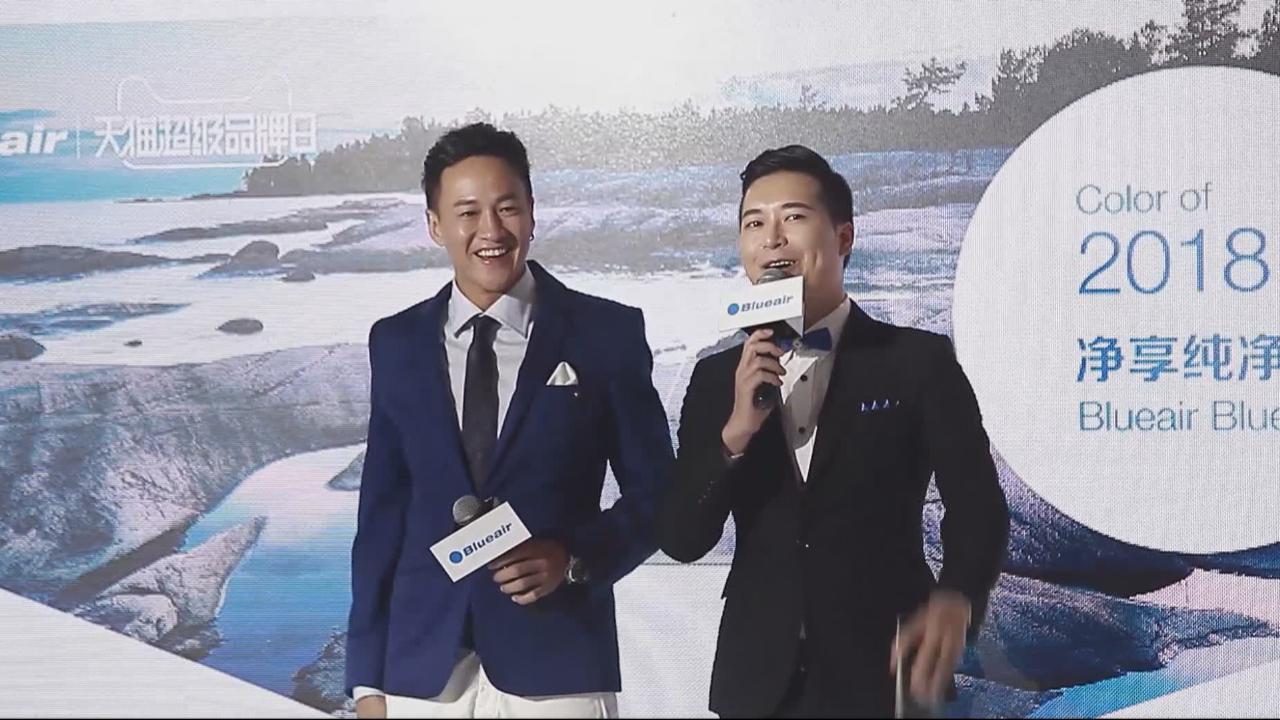 何潤東大呻角色太早死 演深情大少受歡迎