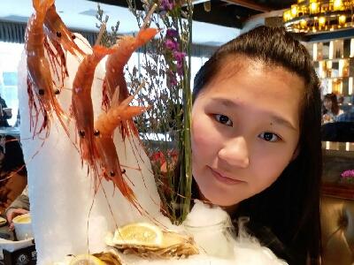 2017-12-26 小廚神李芯瑀Cindy的直播廣州名門盛宴