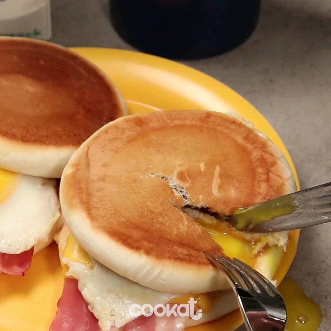 [食左飯未呀 Cookat] 美好的早餐