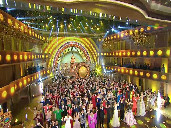 50周年台慶Grand Opening