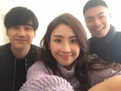 2017-12-28 利穎怡joan的新節目拍檔