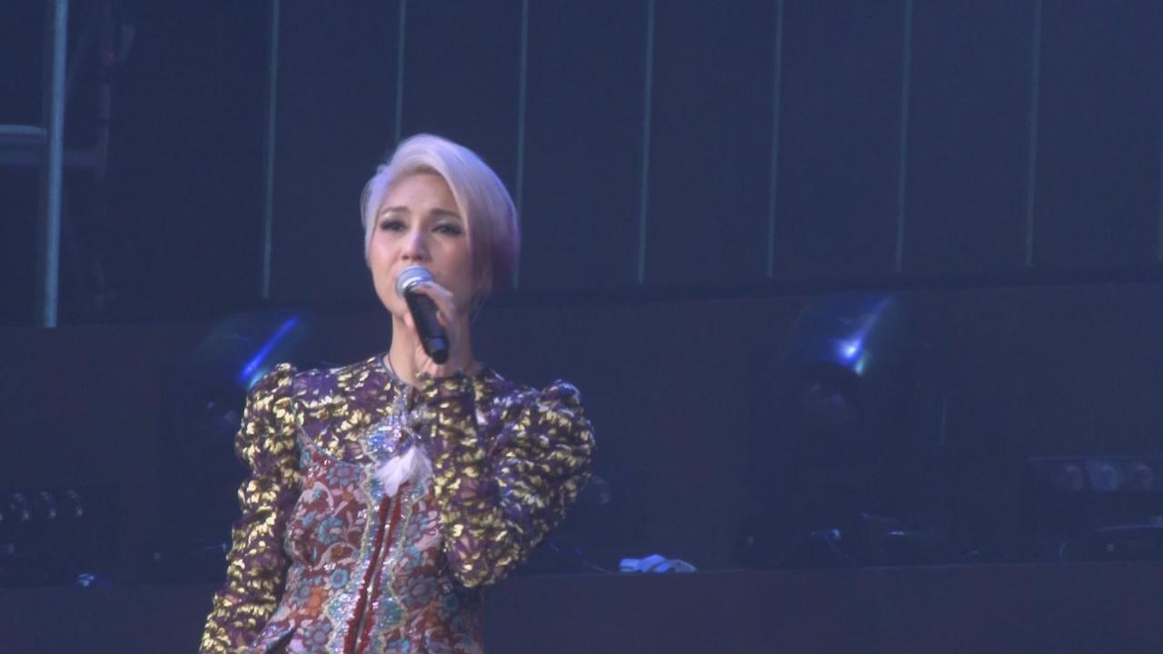 (國語)楊千嬅演唱會第五場 勁歌熱舞氣氛高漲