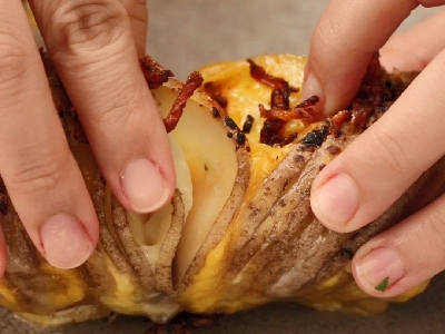 [食左飯未呀 Cookat] 旋風馬鈴薯