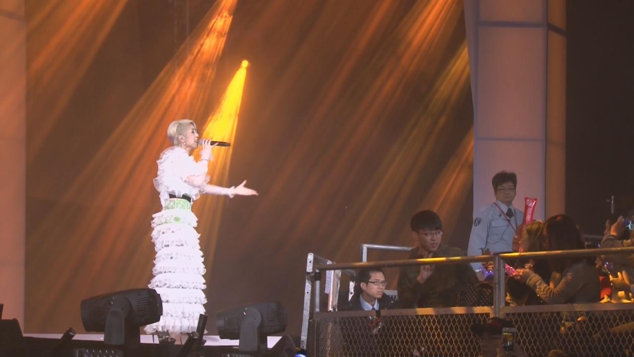 (國語)楊千嬅演唱會第六場 換上多套新歌服登場