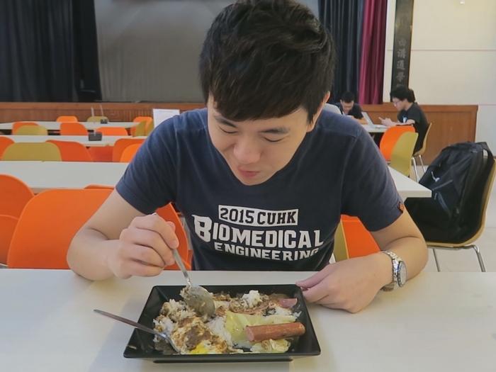 走過浮華大學 HKCU #2 - 中大頹飯大比拼CC CAN篇