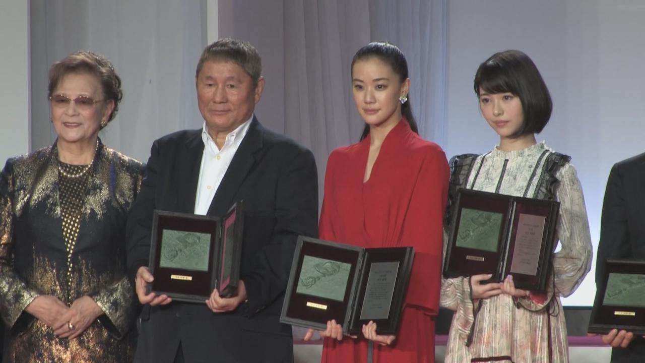 (國語)成頒獎禮最年輕影帝 菅田將暉喜努力有回報