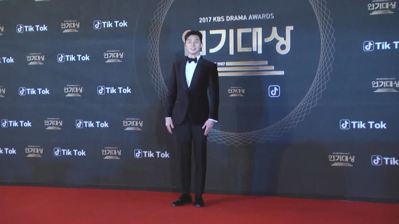 韓國電視台演技大賞 朴敘俊金智媛人氣最盛