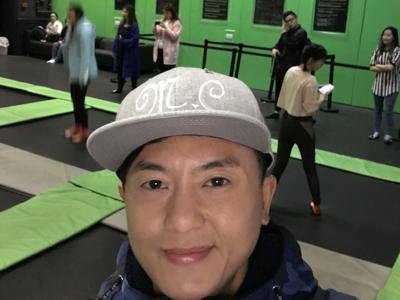 2018-01-03 衛志豪的直播誇世代宣傳傳