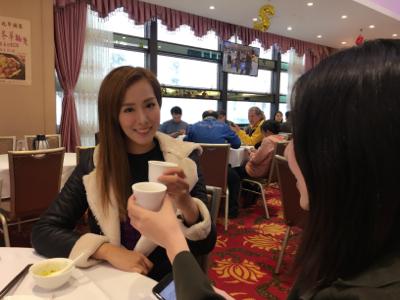 幸美:究竟飲茶食包潮州話點講?