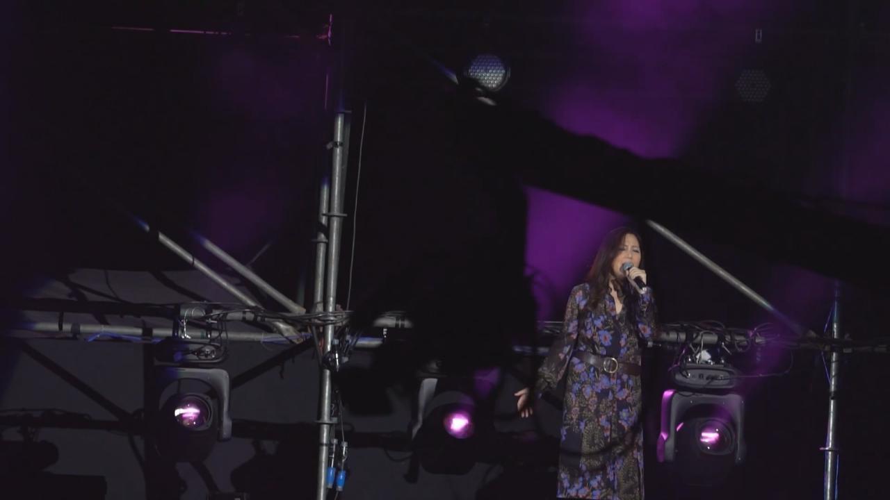 (國語)衛蘭廣東演出慶新年 獻唱經典歌曲