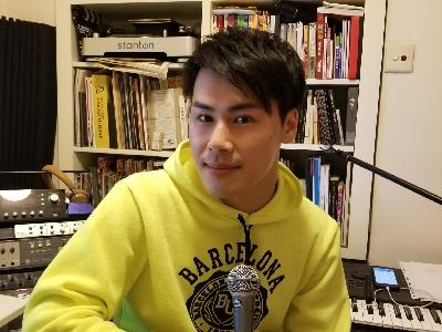 2018-01-03 Live Broadcast by      郭浩皇 Alex 聊聊天 唱唱歌