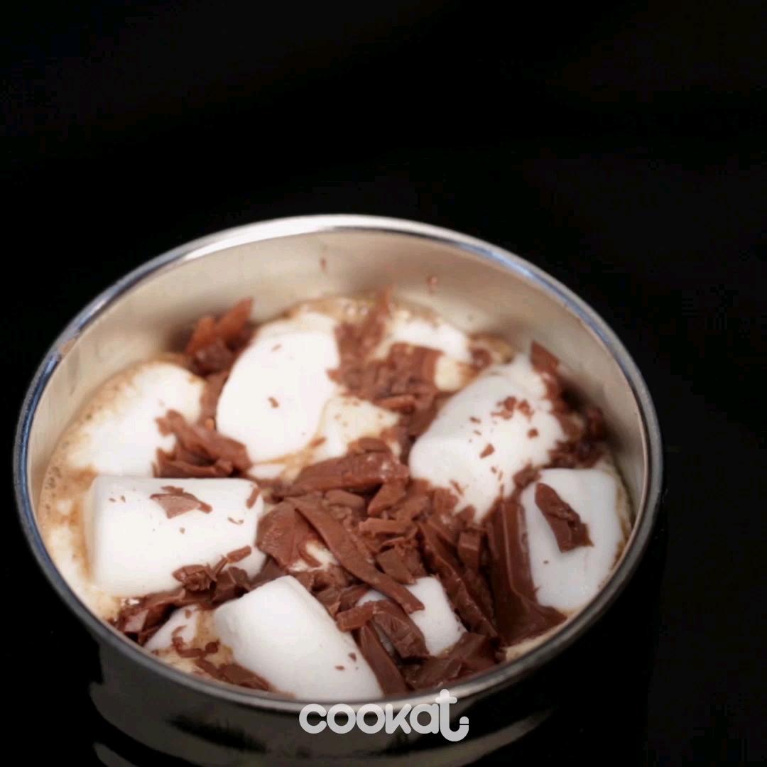 [食左飯未呀 Cookat] 朱古力拿鐵