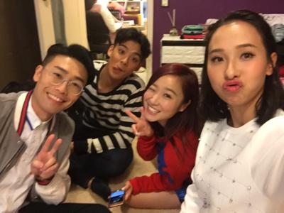 新節目拍攝中2018-01-04 李旻芳 Lucy的直播