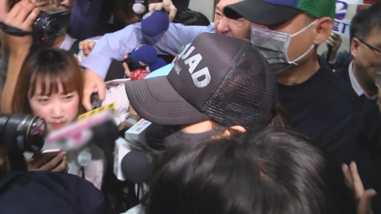 (國語)陳喬恩涉酒駕被捕 獲准以10萬新台幣保釋