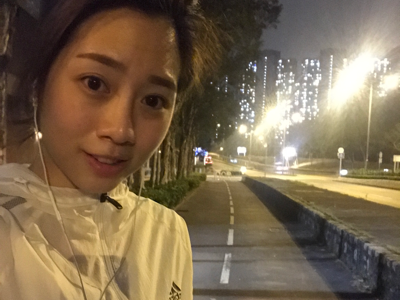 Night Run with Nicole