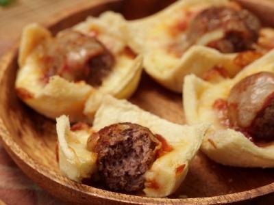 [食左飯未呀 Cookat] 肉丸小食